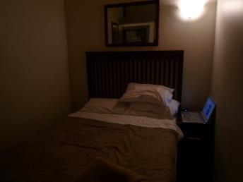 Mi cuarto en Auckland